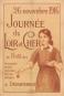 Journée du Loir-et-Cher.- Affiche A. Tardiveau, 1916.- Imp. Devambez, Paris.- 8 Fi 423. AD41