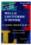 Mille lectures d'hiver