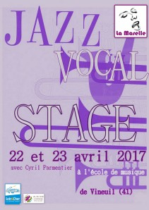 stage Jazz Vocal