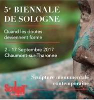 Affiche Biennale de Sologne 2017