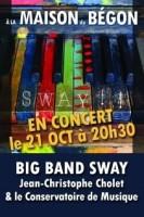 big band sway