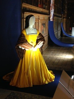 Costume Anne Boleyn 1