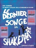 songe de shakespeare